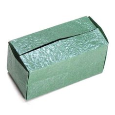 How to make a closed rectangular origami box (http://www.origami-make.org/howto-origami-box.php)
