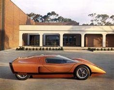Jay Mug  1969 Holden Hurricane Concept