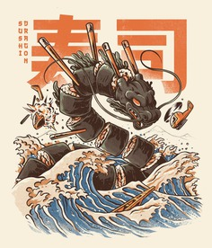 The Great Sushi Dragon