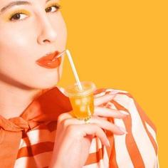 Unique Color Aesthetic: Food Pun Photography by Lizzie Darden