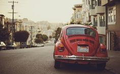 San Francisco » De Vetpan studios #francisco #car #san