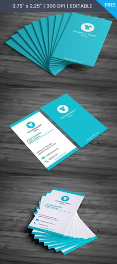 Free Librarian Business Card Template
