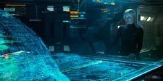 prometheus / design #hologram #prometheus #interface #space #sci #fi #hud #film