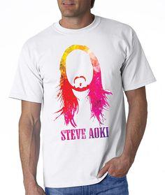 Ateve Aoki T-shirt #fashion #printing #t-shirt #design