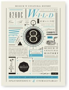 826DC #typography #poster #serif #display #sans