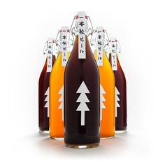 Likes | Tumblr #tree #packaging #alcohol #design #graphic