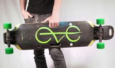 Eve Longboard #gadget