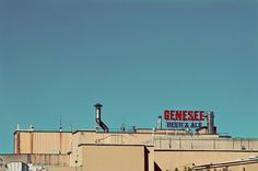genesee.jpg (990×658) #signage #photography