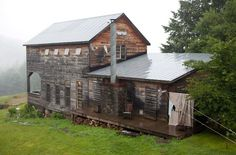 That Kind Of Woman : Photo #cabin #tin #roof