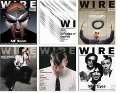 Non-Format - The Wire #non #format #cover #wire #type #editorial #magazine