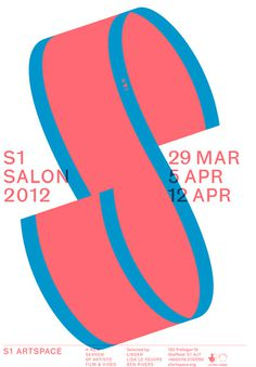 S1 Salon #print #poster