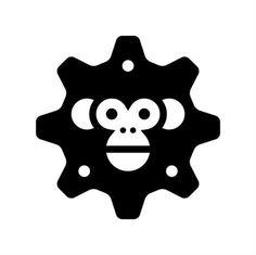 monkey.jpg (JPEG Image, 470x470 pixels) #bw