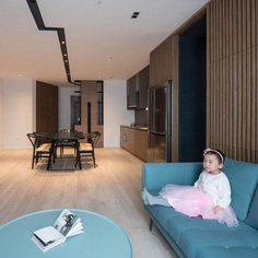 A.D02 Minimalist Apartment in Hanoi by Flat6 Architects