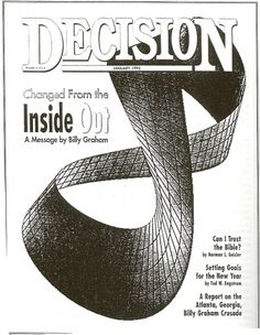 BillyGrahaminfinitymagcover1995.jpg (JPEG Image, 800x1030 pixels) - Scaled (84%) #infinity #mag #decision