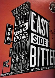 R&B Brewing #beer #bottle #label #packaging