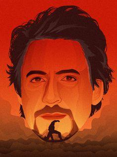 Tony - Iron Man