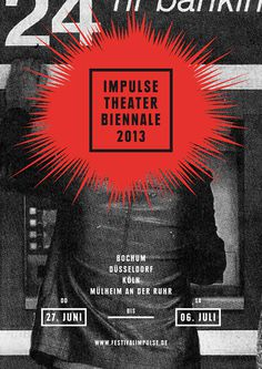 Impulse_plakate_a4_03 #theater #biennale #impulse