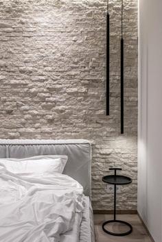 Stylish Monochrome One Bedroom Apartment in Kiev 9