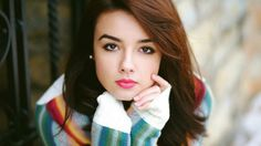 Beautiful Girl Portrait – Photography Wallpapers #photography #portrait