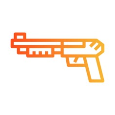 See more icon inspiration related to shotgun, hunter, army, arm, pistol, gun and weapons on Flaticon.