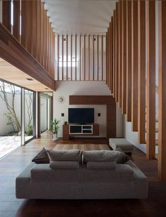 M4 House by Architect Show #modern #design #minimalism #minimal #leibal #minimalist