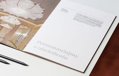Spectra Lighting Catalogue Design by mohi.to – Inspiration Grid | Design Inspiration