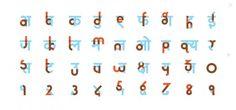 The Hinglish Project - #font #india #hindi #english #typeface #typography