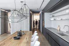 kitchen / Tal Goldsmith Fish Design Studio