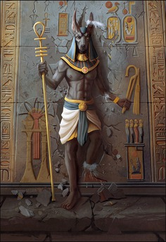 Anubis transformation, Medaya (Настасья Волкова)