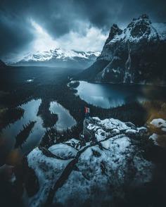 Wonderful Natural Landscape Photography by Tyler Lekki