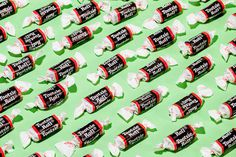 Iconic Food Packaging | Highsnobiety #iconic #food #packaging #tootsie #roll #candy #pattern #repeat