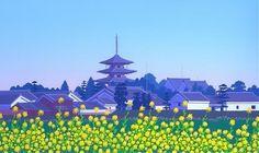 Fmio Watanabe : Untitled | Artworks | Tokyo Illustrators Society (TIS) #fmio #tokyo #painting #society #illustrators #watanabe