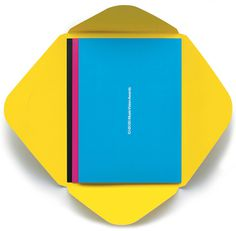 StudioThomson – CADS 2006 #simple #print #envelope #cmyk