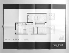 Hayball Architects #line #white #plan #graphic #bold #black #monochrome #architecture #poster #and #drawing