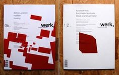 Balla Dora Typo Grafika: werk, Swiss architecture magazine #print #architecture