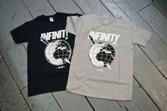 Infinity Online Store — Global #knockout #illustration #design #tshirt