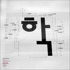 The Godfather of Korean Typography