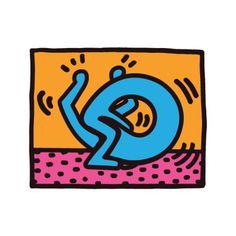 My take on Keith Haring