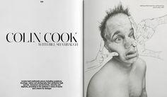Meiré und Meiré: Go West! #print #design #graphic #editorial #magazine