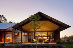 Modern Australian Farm House