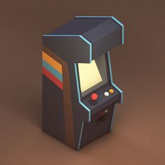 Van der Berg #illustration #isometric