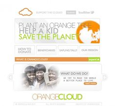 RawDesigns #design #orange #web