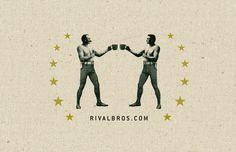 Rival Bros on Behance #coffee