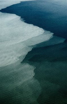 That Kind Of Woman: Photo #ocean #photography #pattern #waves