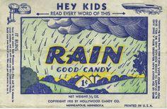 "Poltergeist Î"" #candy #rain #good"