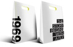 Mario Cubillos | Creative #blackwhite #white #packaging #black #and #bag