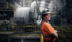 #11 Jordan Ainsworth, Mill Operator At Round Mountain Gold Mine In Round Mountain, Nevada
