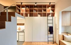 Small Apartment for Young People in Taipei - #decor, #interior, #home