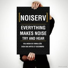 Everything Makes Noise #poster