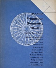 Oliver Tomas | Text Proportion Utility » Blog Archive » Vision + value series edited by Gyorgy Kepes (1965-6) #1960s #geometry #book